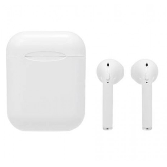 i11 i9s i7s TWS In-Ear Wireless Earphone with Bluetooth (White)