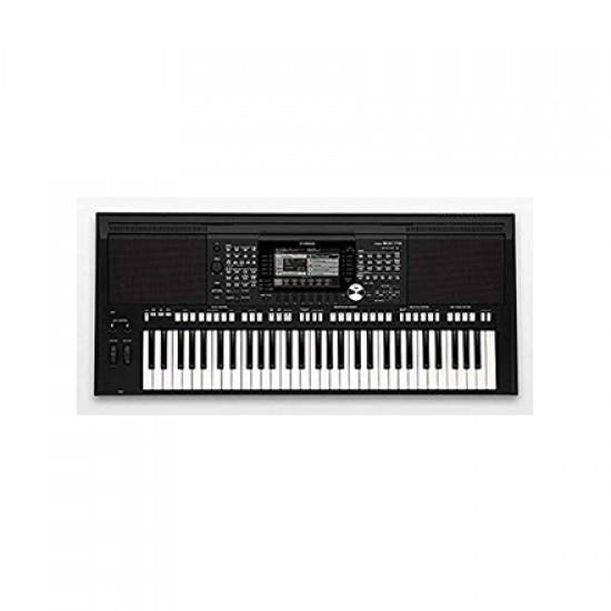 Yamaha PSR-S-975 61-Key Portable Keyboard -Black