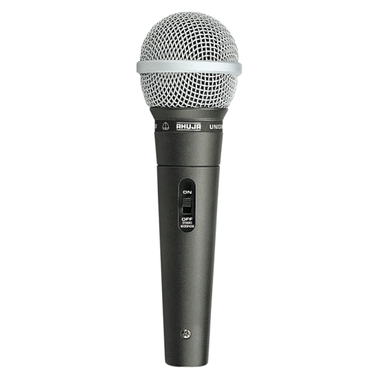 AHUJA Aud-98Xlr Unidirectional Dynamic Corded Microphone