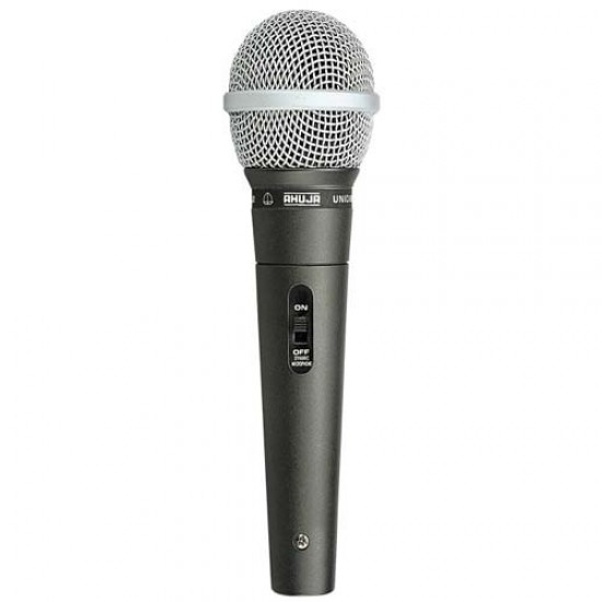 Ahuja AUD 99XLR Wired Microphone