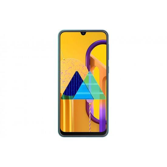 Samsung Galaxy M30s Dual SIM - 64 GB, 4 GB RAM, 4G LTE - Blue