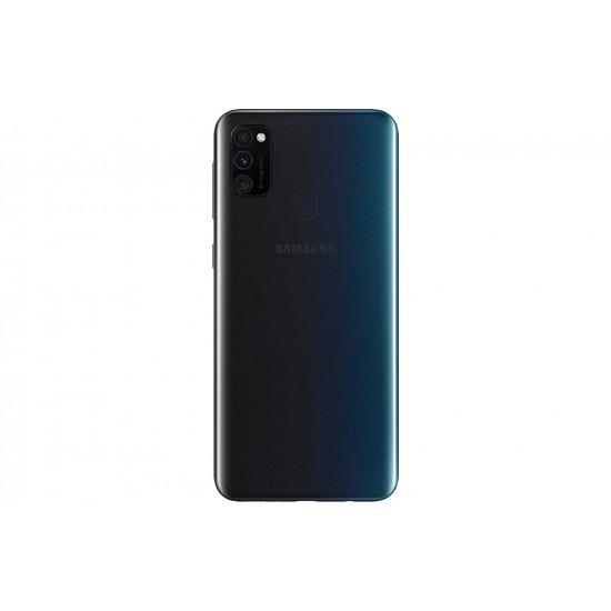 Samsung Galaxy M30s Dual SIM - 64 GB, 4 GB RAM, 4G LTE - Black