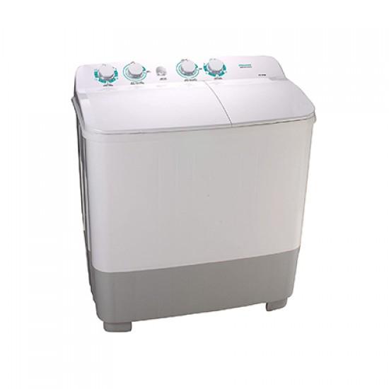 Hisense 10kg Semi Auto Washing Machine, White - XPB100SXA14