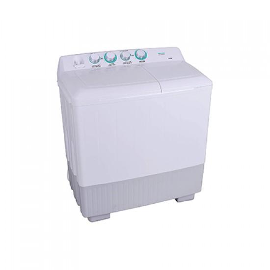Hisense 14kg Semi Auto Washing Machine, White - XPB140SXC14